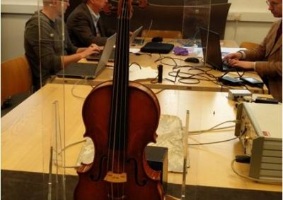 AshNMR – Effects of ageing on the wood and varnish of violins and violas