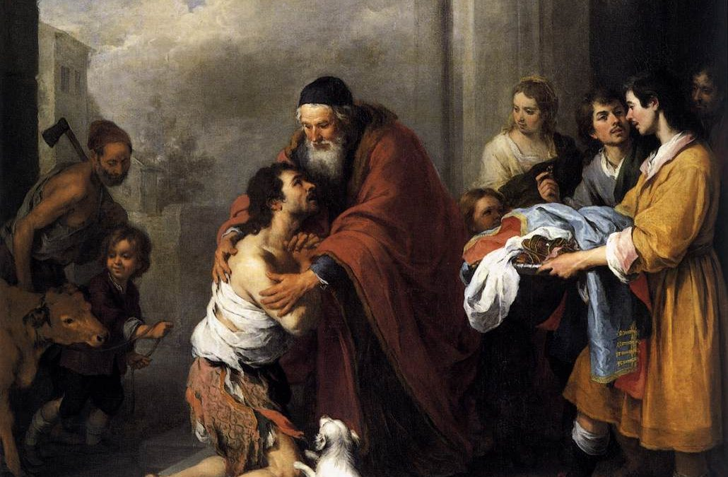 Technical study of the National Gallery of Ireland's Prodigal Son series