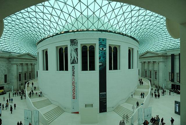 Job opportunities at the British Museum – Deadline December 17, 2018