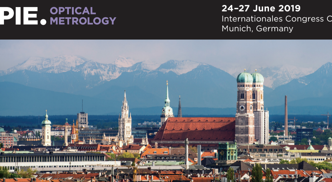 International conference – O3A: Optics for Art, Architecture, and Archaeology VII (Munich, June 24-27, 2019)
