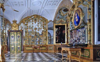 Grünes Gewölbe (Green Vault): How art conservation can restore identity